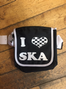 Small I Love Ska Bag